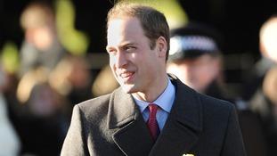 William returns to student life in Cambridge