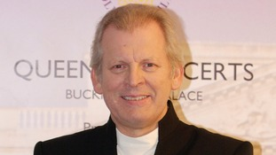 Opera star Sir Thomas Allen