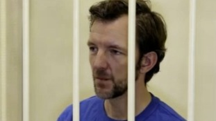 Phil Ball was in prison in Russia for 2 months