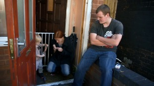 One of the families featured on Benefits Street