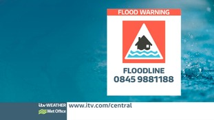 Flood Alerts and Warnings in place
