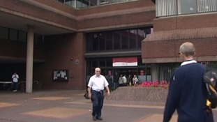 The front of Wolverhampton Civic Centre