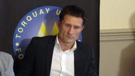Hargreaves unveiled as new Torquay manager