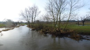River Blythe - Little Packington, North Warwickshire