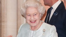 Jubilee sovereign dinner at Buckingham Palace