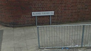 The programme was filmed on James Turner Street in Birmingham.