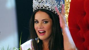 Monica Spear seen in 2004 the year she won the Miss Venezuela beauty pageant.