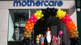 Mothercare's shares slump by 30% after profits warning