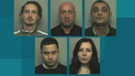 Gang jailed for sex trafficking women in Sussex