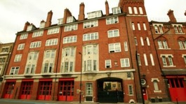 Ten fire stations close across London to cut costs