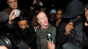 Last night Mark Duggan's aunt said the family  will continue to fight 'for justice.'