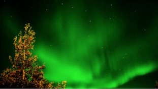 Where will you be able to see the Northern Lights?