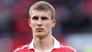 Sean McGinty started his career at Manchester United.