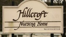 Hillcroft Sign