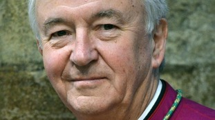 Former Archbishop of Birmingham Vincent Nicols