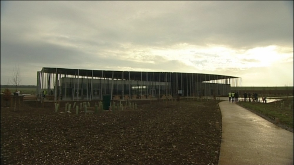 stonehenge visitor centre criticised west country itv news. Black Bedroom Furniture Sets. Home Design Ideas
