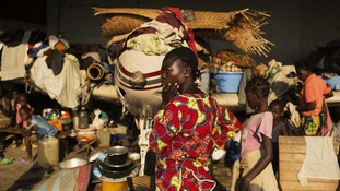Chaos and suffering persist in Central African Republic