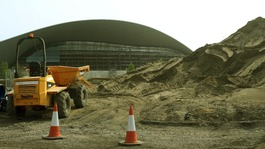More areas of Olympic Park to reopen to the public
