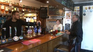 Suffolk teenager becomes Britain's youngest pub landlord