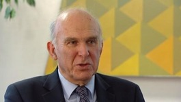 Vince Cable: UK business 'off-shoring went too far'