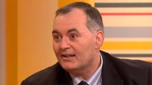 Dr Tony Kilcoyne