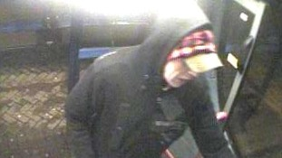 Police are asking anyone who recognises the man to contact them on Crimestoppers on 0800 555 111