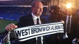 West Brom officially unveil Pepe Mel as manager