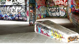 Mayor backs campaign to keep Southbank skate park