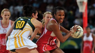 Team Bath netballers in England squads