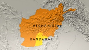 The attack took place in Kandahar, southern Afghanistan.