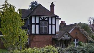 A property in Cobham, Surrey.