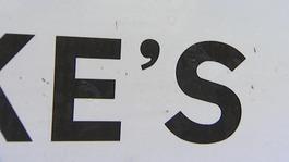 Cambridge bans apostrophes in street signs