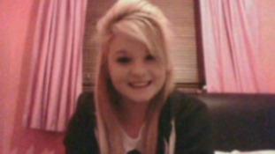 Lindsey Inger died when she was hit by a tram in Nottinghamshire in 2012