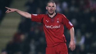 Ben Chorley, pictured here playing for Leyton Orient, has signed for Portsmouth.