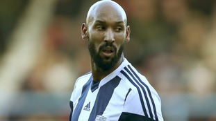 Nicolas Anelka faces the prospect of a minimum five-match ban.