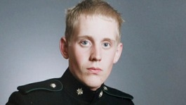Private Ben Ford died in Afghanistan in 2007.