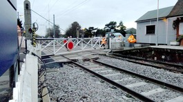 Mother speaks out as Network Rail closes 750 level crossings