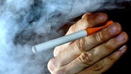 World Health Organisation warning over E-cigarette toxins
