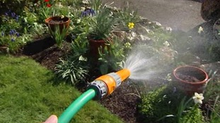 Hosepipe ban relaxed for gardening firms