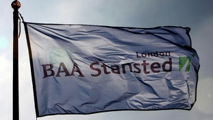 Stansted airport is to be hit by seven days of strike action by ground staff belonging to the GMB union.