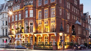 The Milestone Hotel, voted the UK's Top Hotel