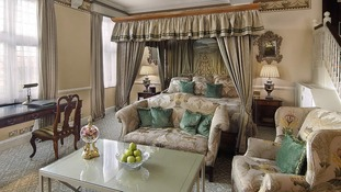 The Regency Suite at The Milestone Hotel