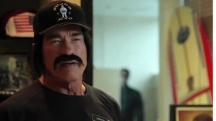 Arnold Schwarzenegger becomes 'Howard Kleiner' as he goes undercover at California gym