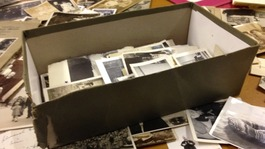 SOLVED: The mystery over shoebox full of WWI photos