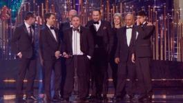 Educating Yorkshire wins at National Television Awards