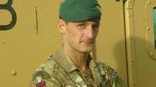 Captain Holloway served with The Royal Engineers