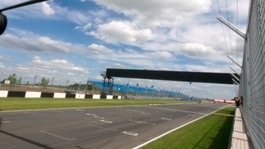 Global Electric Racing Series moves to Donington