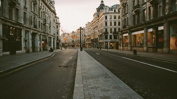 Regent Street Credit: Corrado Chiozzi