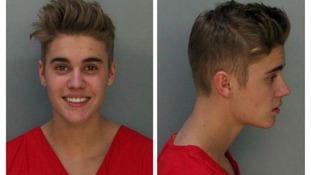Justin Bieber charged with driving under the influence in Miami