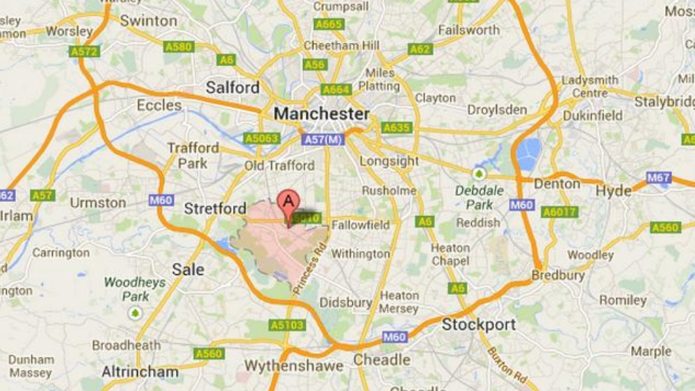 Manchester Suburb Is UK39s Most Burgled Postcode  ITV News